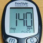 1週間、2週間、1ヵ月、の平均値と低血糖なう