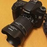 一眼レフカメラはじめました キャノンEOS70D